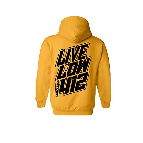 Live Low 412 Hoodie