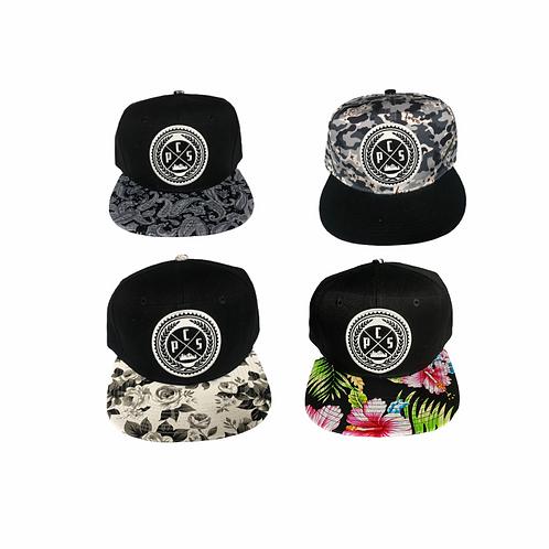 Designer Snapback Logo Hat
