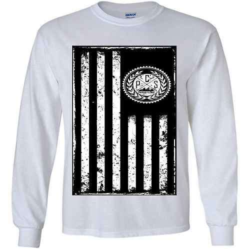 PCS Flag Long Sleeve Shirt