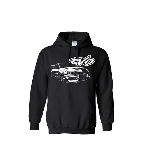 Front Evo Hoodie