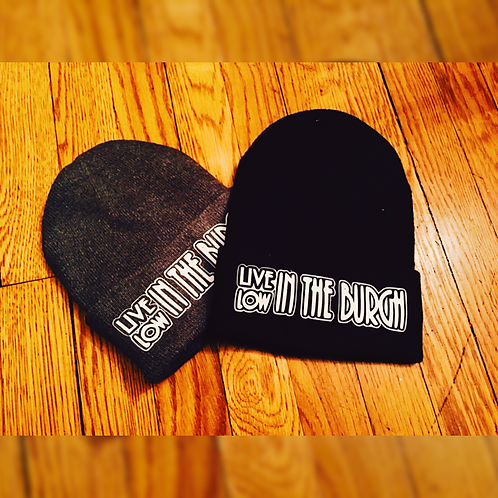 Live Low Beanie Hat