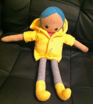 "Custom ""Coraline"" Doll"
