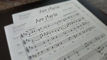 Ave Maria. Javier Diaz