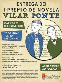 Premio Vilar Ponte de Viveiro