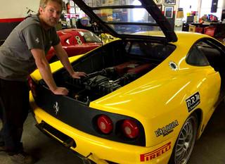 MilfordNow.com features Pocono Sportscar