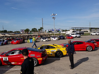 Sun shines at Sebring for Round #2 of the 2015 CCR series!