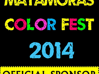 Pocono Sportscar Sponsors 2014 Matamoras Color Fest