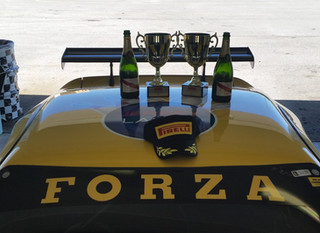 Great finale to the 2014 FORZA Tifosi Challenge series!