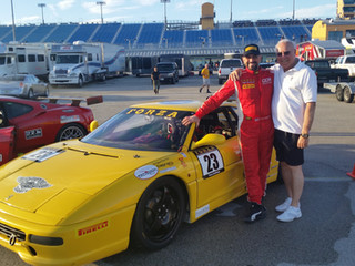 A strong start at Homestead for Pocono Sportscar!