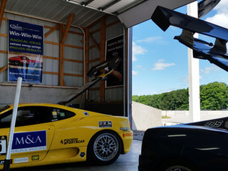 Ken Marlin takes two podium finishes at Road America!