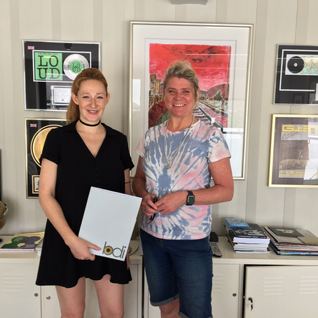 Exclusive worldwide publishing deal with BDi Music