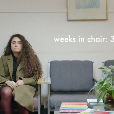 Ramona & The Chair premiering at Encounters Film Festival- Creative England screening 21st Sep 2016