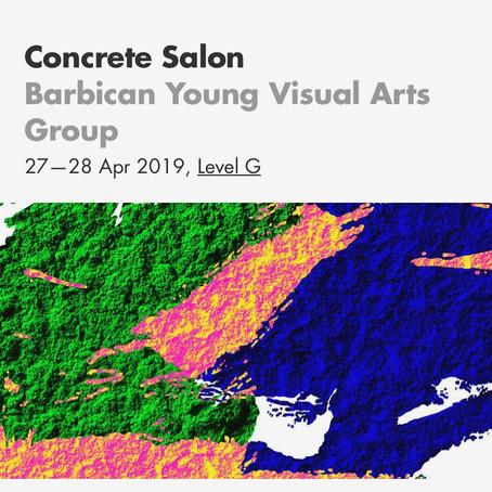 Barbican 'Concrete Salon' Live Performance
