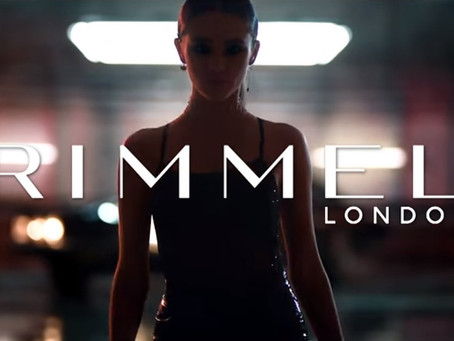 Rimmel: New Volume Colourist Advert