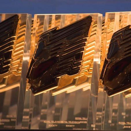 Multiple Royal Television Society Award wins 2017