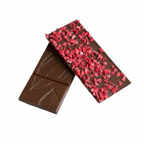 Chokladkaka Hallon
