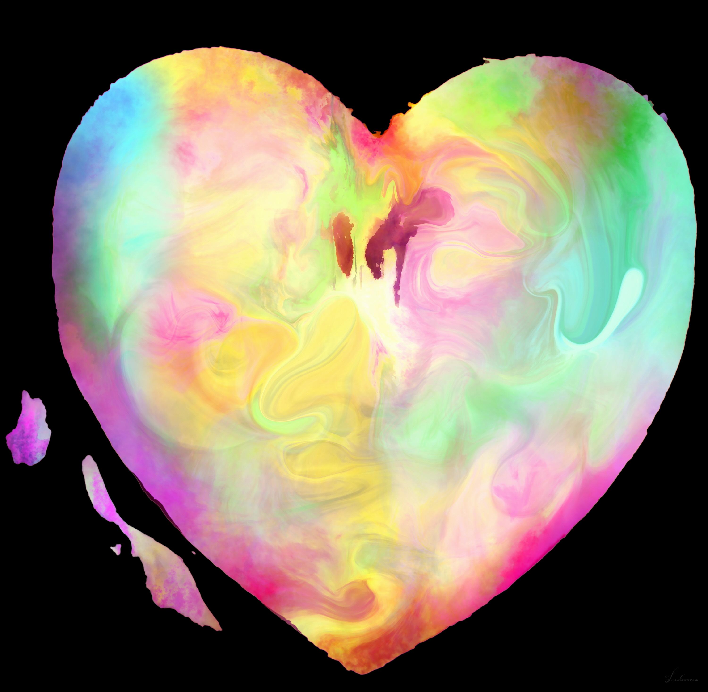Heart 06   2015 C-print 72x70cm