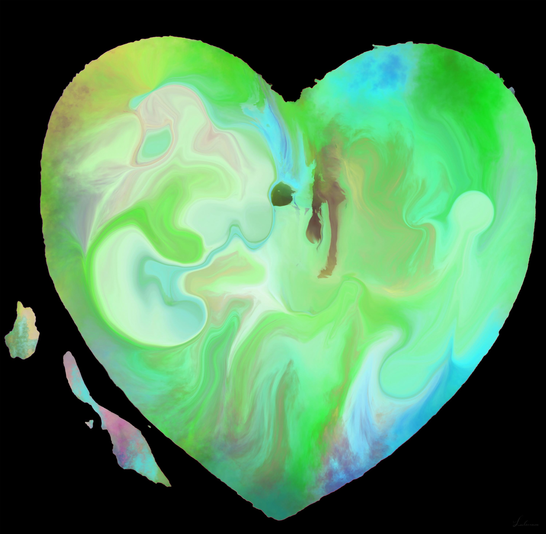 Heart 07   2015 C-print 72x70cm
