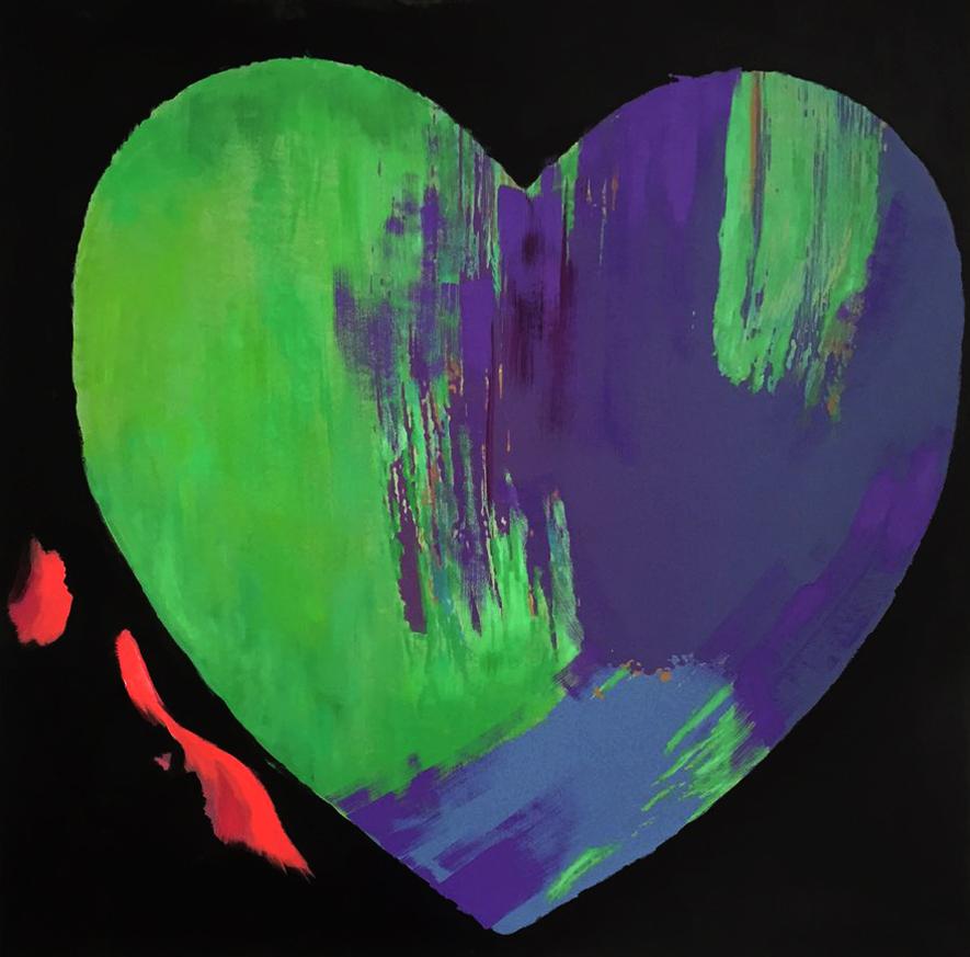 Heart 01   2015 C-print 72x70cm