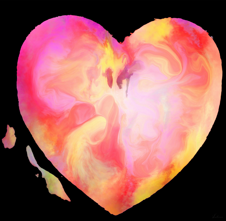 Heart 05  2015 C-print 72x70cm