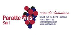 Paratte vins