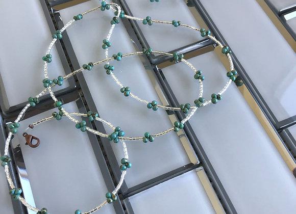 Crystal Ocean Waist Beads