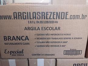 Argilas Rezende - Embalagens