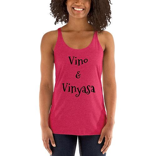Women's Vino Vinyasa Tank
