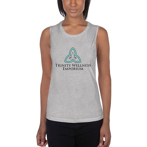 Logo Ladies' Muscle Tank