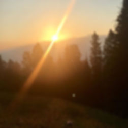 #montanamorning #gratitude #nofilter ._.