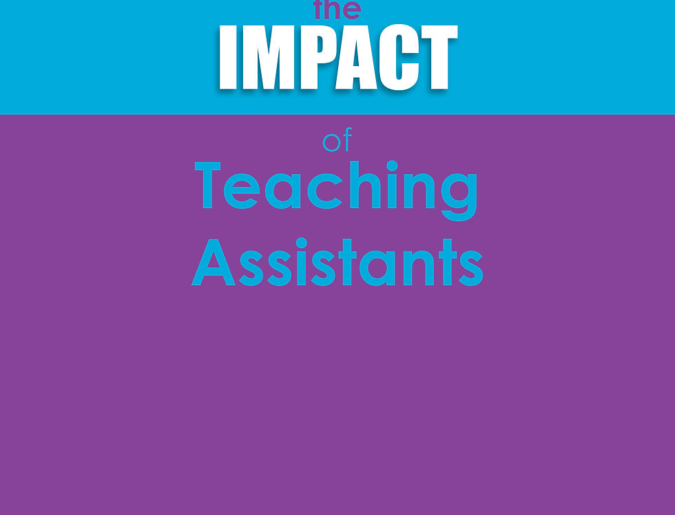 Maximising the Impact of Teaching Assistants - Audit