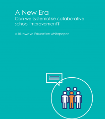 A New Era - Can we systematise collaborative school improvement?