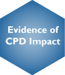Evidence of CPD Impact Selected