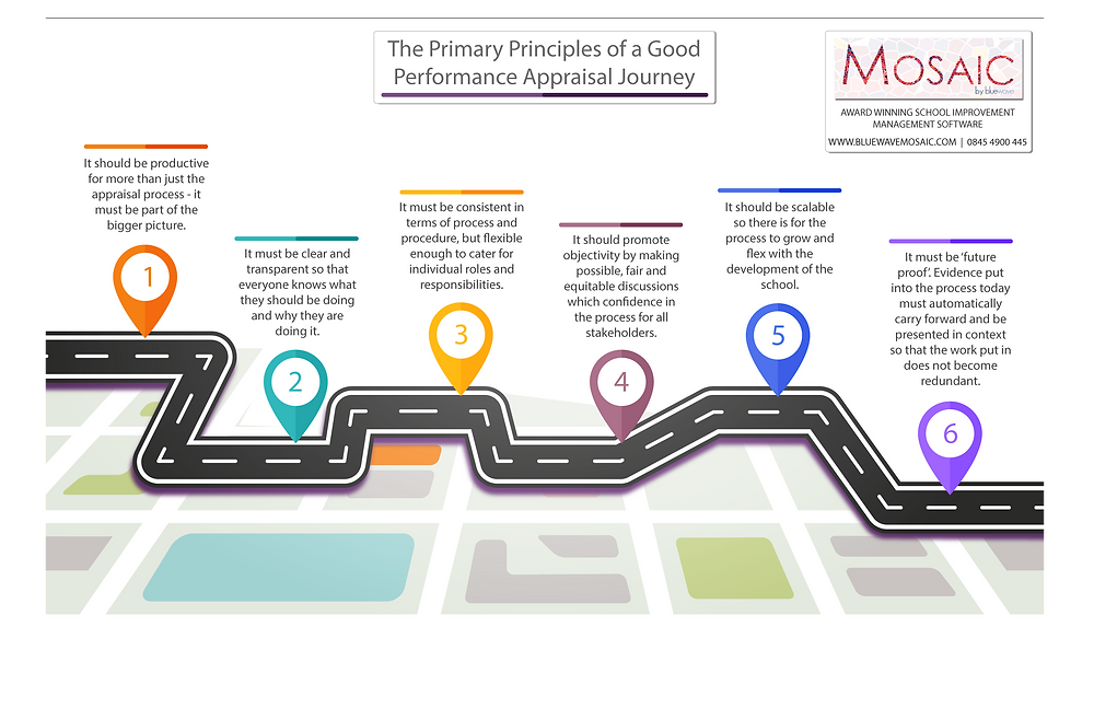 The Primary Principles of Good Performance Appraisal