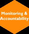 Monitoring & Accountability Selected