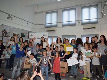 Festival filantropije: deca pripremaju pametnu budućnost!
