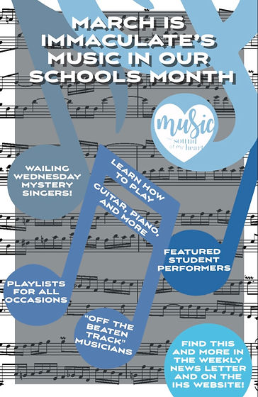 Music in our Schools Month 2021 Official Poster