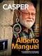 """ENTRE OS LIVROS DE ALBERTO MANGUEL: """"O QUE ME INTERESSA SÃO AS IDEIAS, NÃO AS TEORIAS"""""""