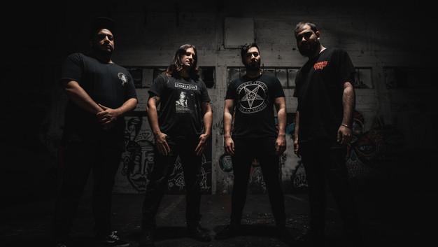 Sinnery Band Photoshoot