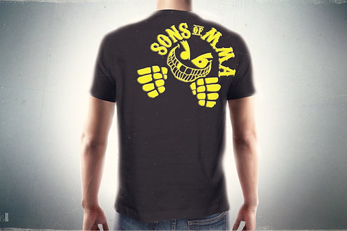 Sons of MMA Smiley T-shirt.