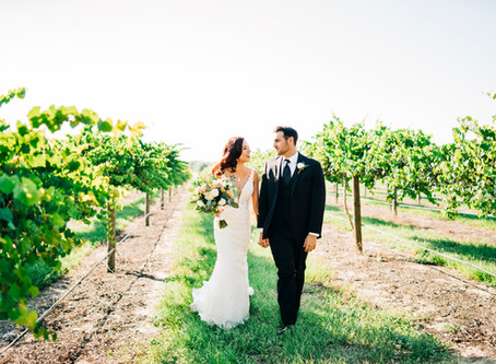Tuscany Vineyard Wedding in Florida?