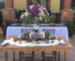 Orlando wedding florist