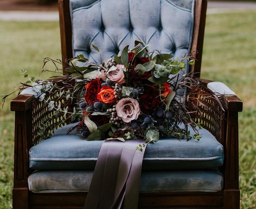 Le Fleur Atelier Fall Bouquet