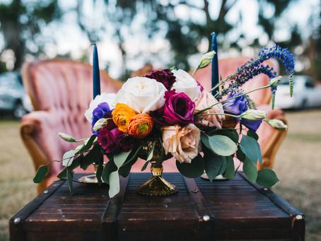 2019 & 2020 Wedding Floral Trends