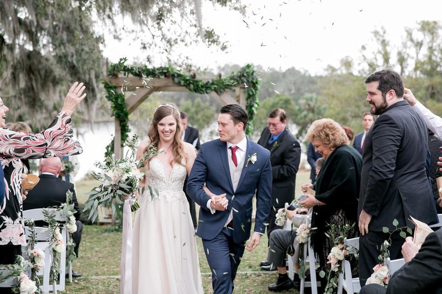 Le Fleur Atelier Botanical Wedding