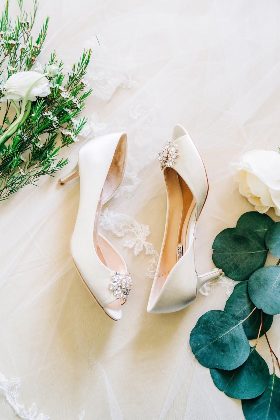 wedding shoes Le fleur atelier