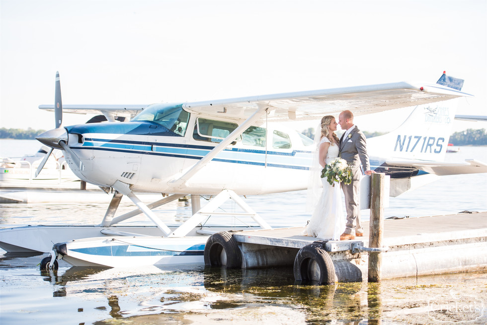 sea airplane wedding_i do events and party rentals