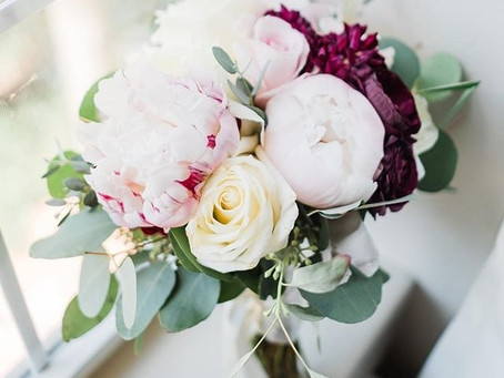 Win a Bridal Bouquet for your 2019 Wedding! #idoeventsandpartyrentals Sweepstakes
