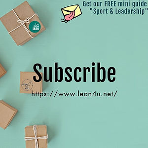 Subscribe to Lean4U.net!
