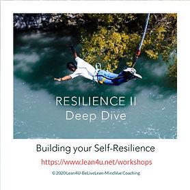Resilience II - Deep Dive
